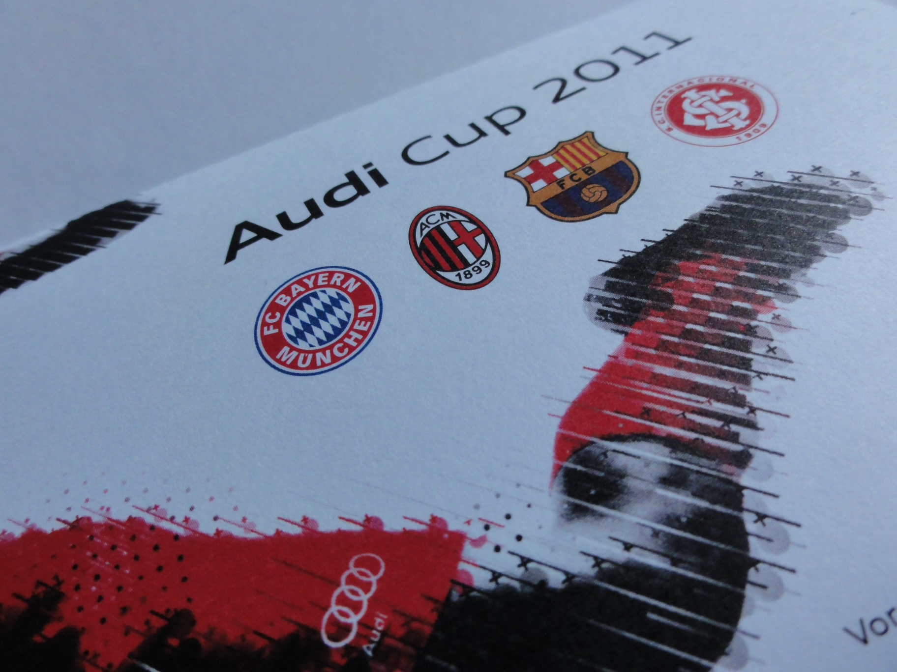 Audi Cup 2011 – FC Bayern München